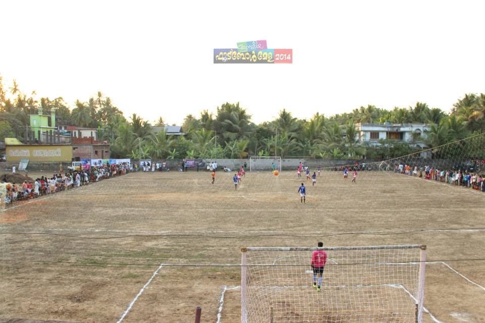 Janakeeya Football Kudallur