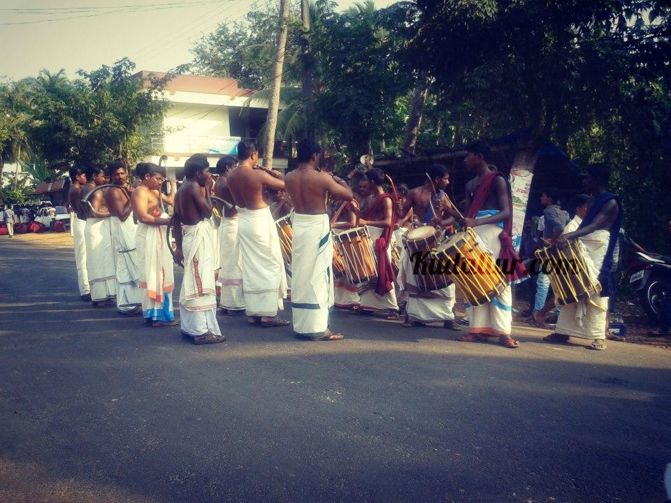 Kudallur Pooram 2013
