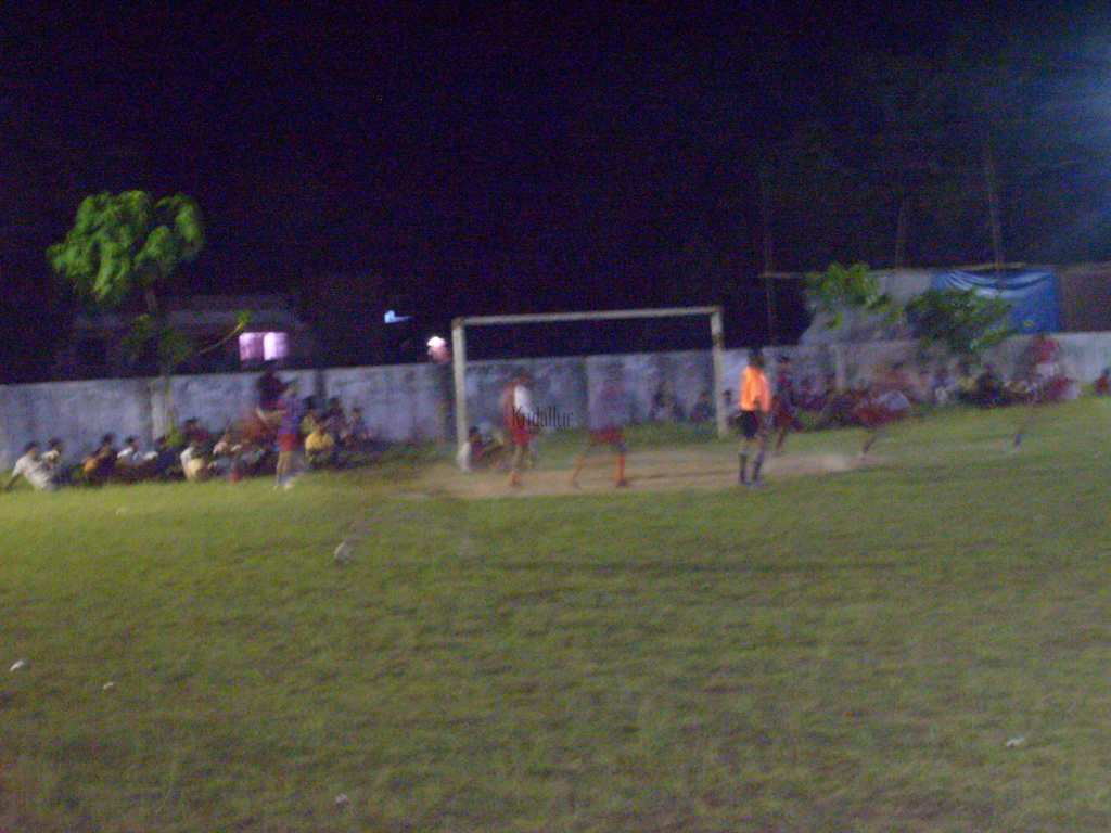 FIFA Mini Flood Light Football Tournament - Final