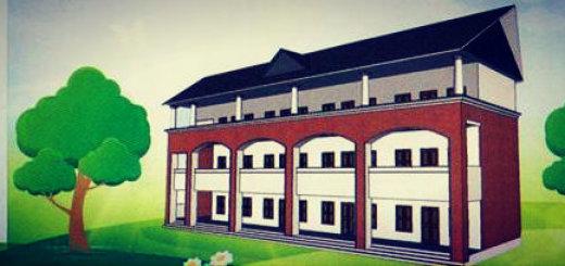 Kudallur Gov. School - New Building