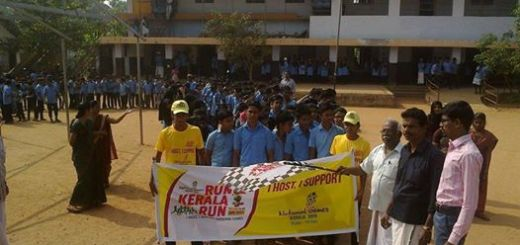 Run Kerala Run @ Kudallur