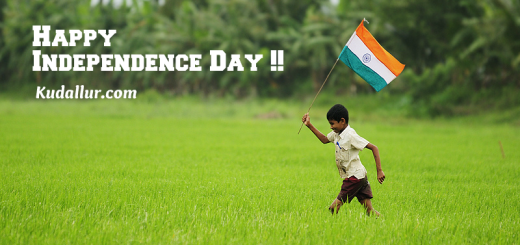 Independence @ Kudallur