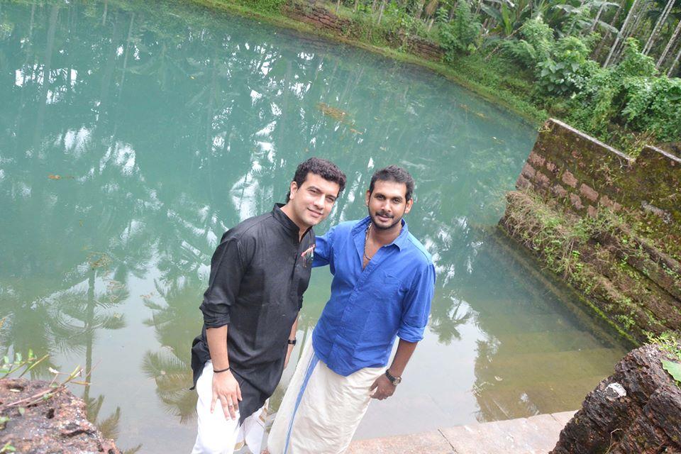 Kailash & Pisharadi