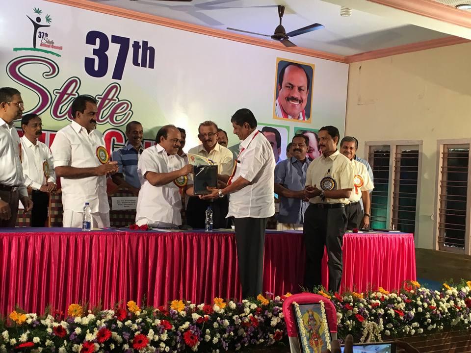 AIMA Award - Dr. Hurair Kutty Kudallur