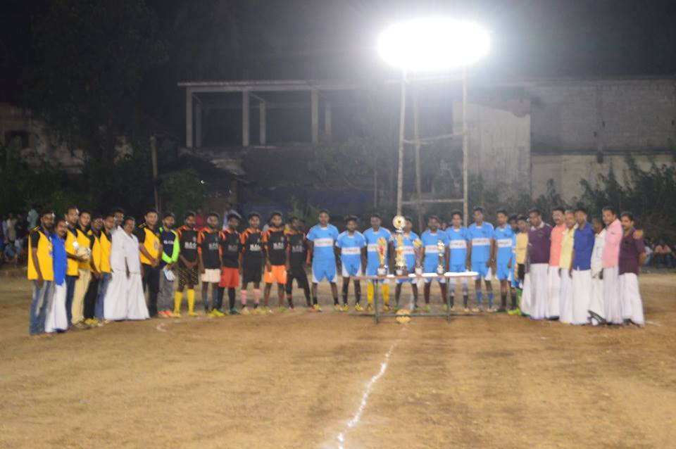 FIFA Kudallur Tournament 2017 Pic 3