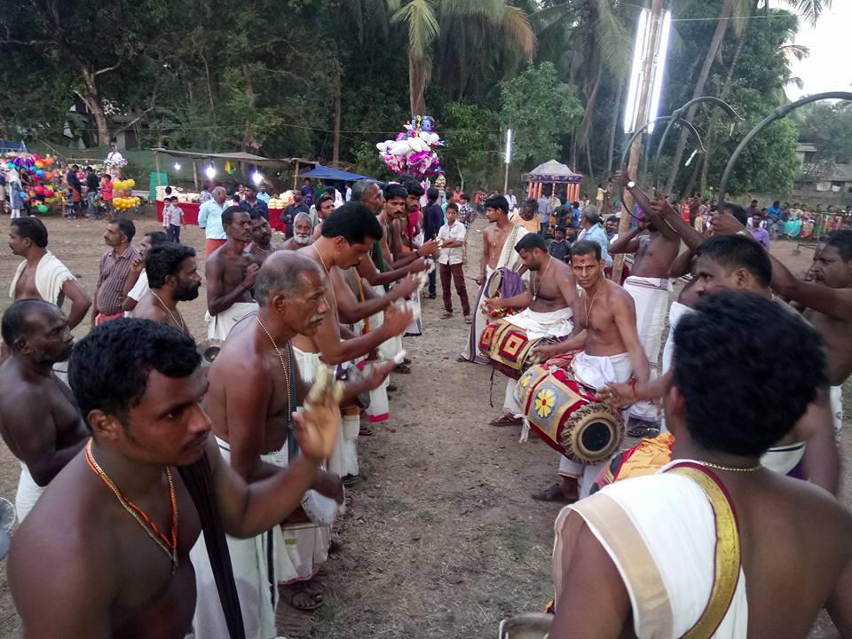 Vaazhakkavu Prathishtadina Mahotsavam 1